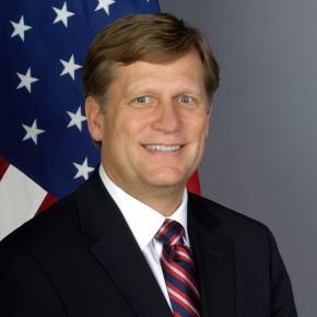 Dosvedanya, Ambassador