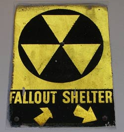"""Fallout shelter"" by Ex1le at English Wikipedia - Transferred from en.wikipedia to Commons.. Licensed under CC BY-SA 3.0 via Wikimedia Commons -"